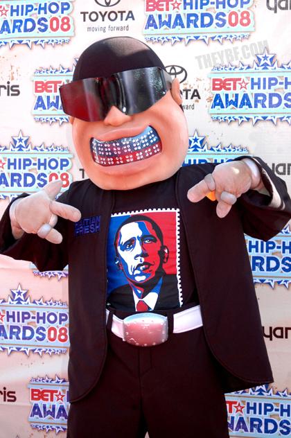 2008 BET Hip Hop Awards Mascot